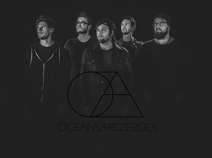 Oceans are Zeros-Group photo-B&W-With logo[2448]